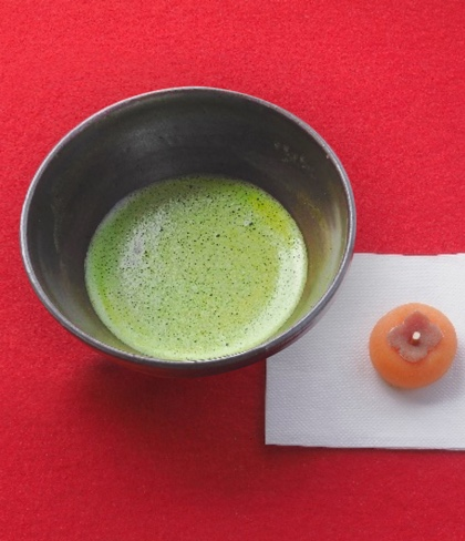 Matcha-Tea (with Japanese sweets)