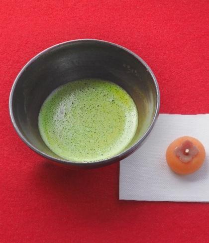 抹茶(干菓子付き)