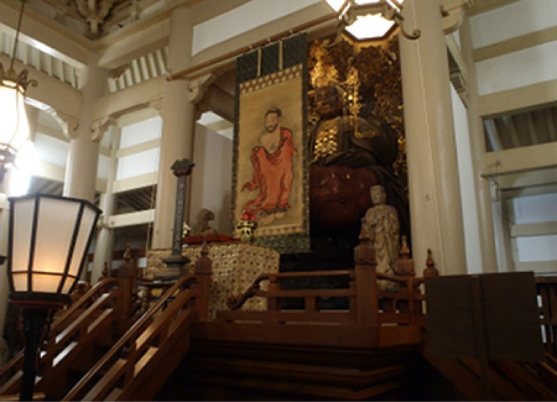 Jodo-e(SHAKYAMUNI's Enlightment Day)